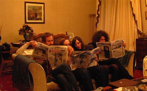 Das Wohnzimmer Glasgow by Locas In So Entstand Lemming Das Exklusive