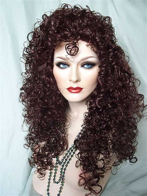 freeze curl wig 136 best images about wigs on pinterest