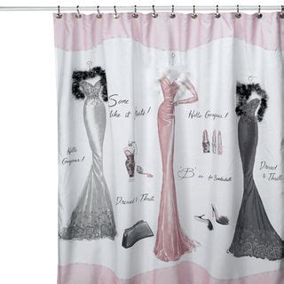 diva shower curtain the cheap diva shower curtains go glam