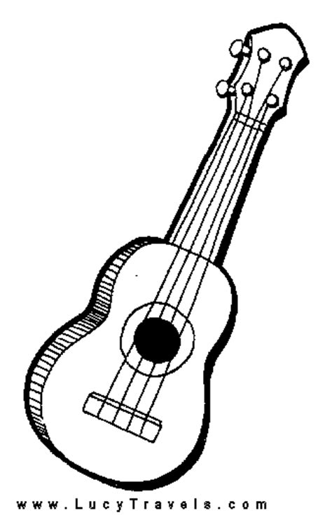 printable coloring pages guitar guitars coloring pages ideas