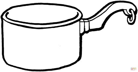 Coloriage Casserole Coloriages 224 Imprimer Gratuits Biscuit The Coloring Pages