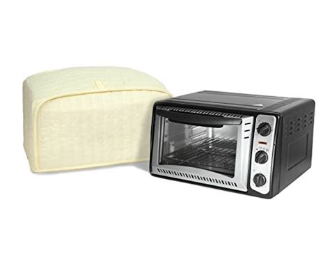 ritz quilted natural ivory appliance cover ritz quilted toaster oven broiler appliance cover