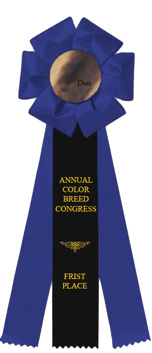 color breed congress color breed congress 1st place by goldeneaglestables on