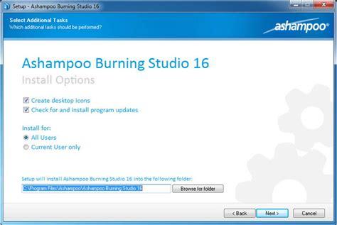 ashoo burning studio 12 license key ashoo burning studio 16 review