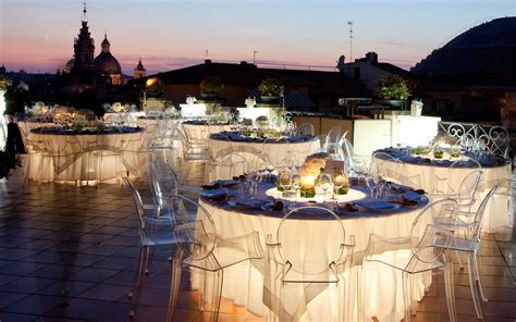 roof top bar rome luxury rooftop rome italy wedding locations