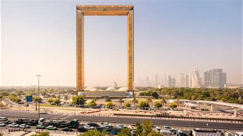Dubai Phone Number Lookup Dubai Adds The World S Largest Picture Frame To Its Skyline Dubai Dubai Informer