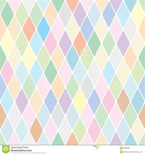vector pattern pastel free harlequin pastel pattern royalty free stock images image