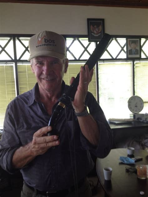 film dokumenter lingkungan harrison indiana jones ford akan wawancarai sby untuk