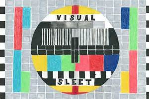 test pattern abc television as art transmission exhibition at national