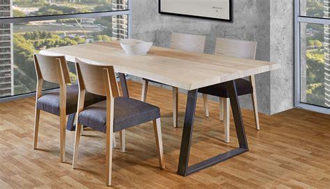 mesa de comedor madera maciza roble juli en