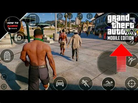 ||how to download gta 5 on android||real||apk+data||highly