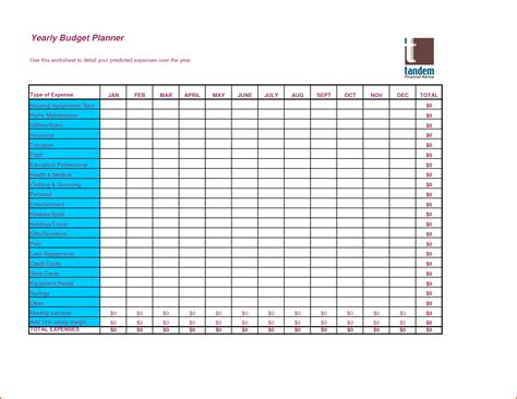 year planner templates yearly budgetmemo templates word memo templates word