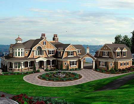 large one story house plans 2018 plan 23413jd spectacular shingle style house plan craftsman style and craftsman homes
