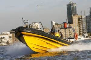 fast boat down thames the river thames guide corporate functions