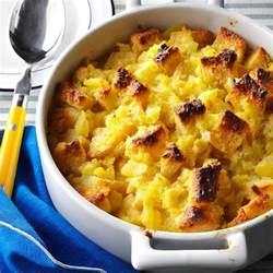 scalloped pineapple casserole recipe taste of home