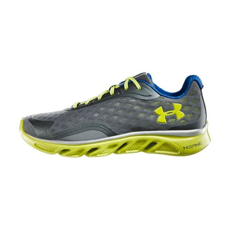 ua shoes gammon asks about men s ua spine rpm running shoes needle