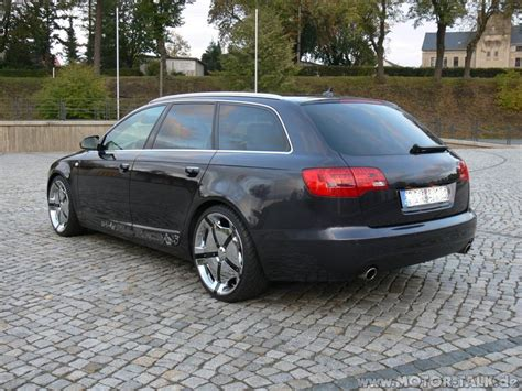 Audi A6 3 2 by Audi A6 Avant 3 2 Fsi Technical Details History Photos