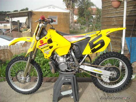 Suzuki Rm 250 1998 Bikepics 1998 Suzuki Rm 250