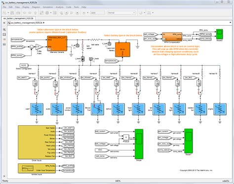 Automotive Electrical System Simulation and Control   File