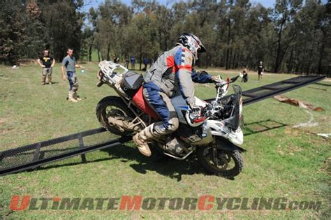 2010 BMW GS Trophy: Team UK Victorious
