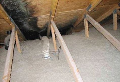 bathroom vents into attic vent your attic and protect your home wisconsin home inspector 4 square home