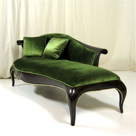 what does chaise mean in french tabulous design she wore green velvet