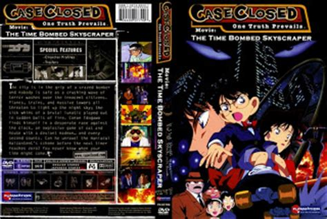 Detective Conan Time Bombed Skyscraper 1997 Detective Conan Movie 1 The Time Bombed Skyscraper 600mb 720p Hd
