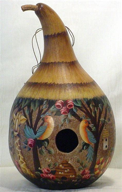 bird house gourds decorative gourds gourds pinterest