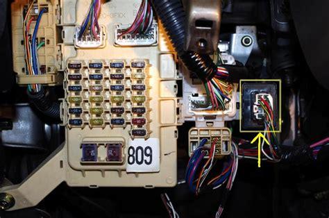 Stop L L Led Toyota Altis 2001 2007 Berkualitas turn signal flasher relay location clublexus lexus