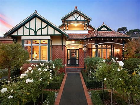 queenslander style homes  usa federation style home