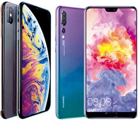 el diario huawei p20 pro versus iphone xs max
