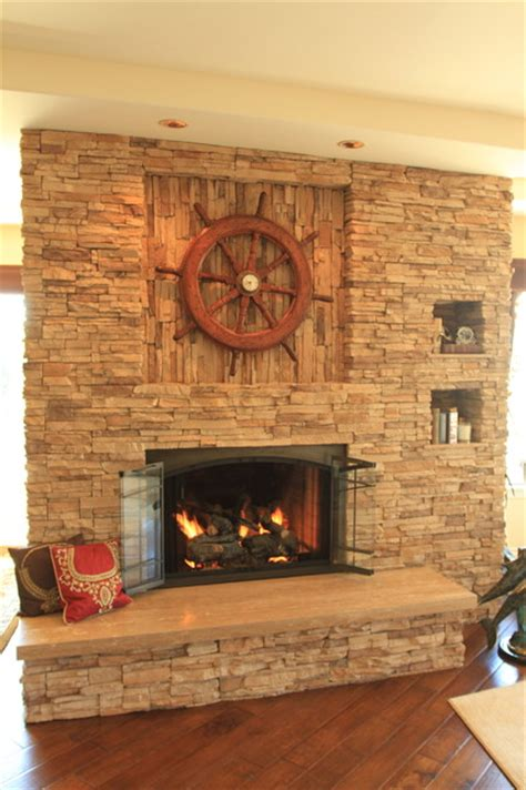 Dining Room Wall Decorating Ideas travertine fireplace traditional living room los