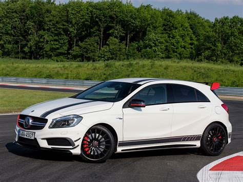 Merc A 45 Amg by Mercedes A 45 Amg Gets Priced In Malaysia Autoevolution