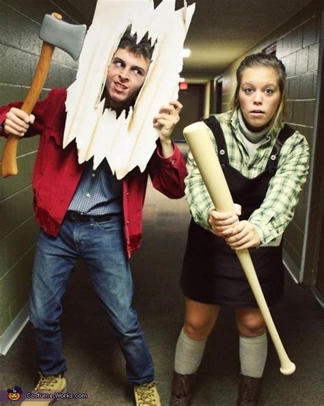 jack  wendy torrance costume
