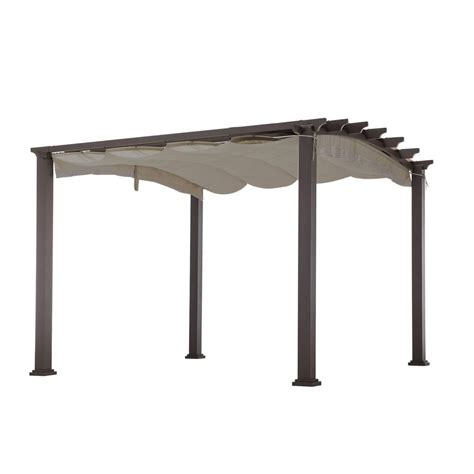 pergola home depot home depot canada gazebo replacement canopy cover garden winds canada