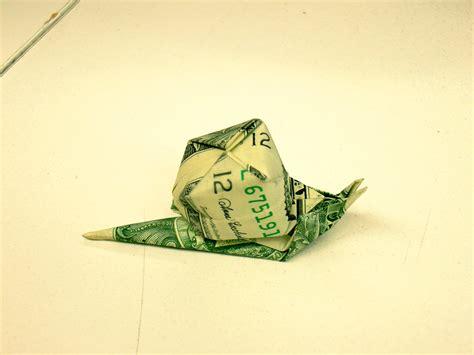 Origami Snail - file snail origami jpg