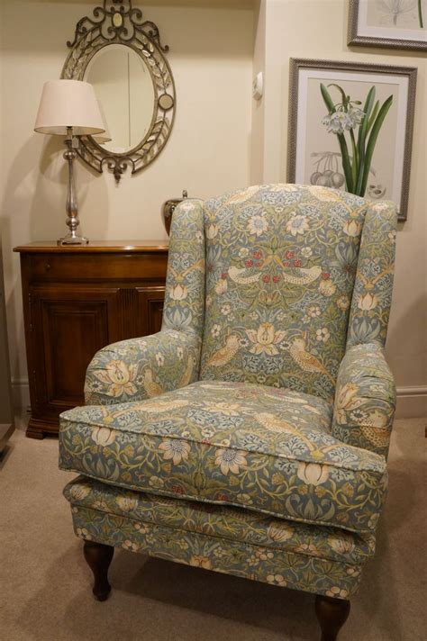 cornbury chair  lovely  william morris