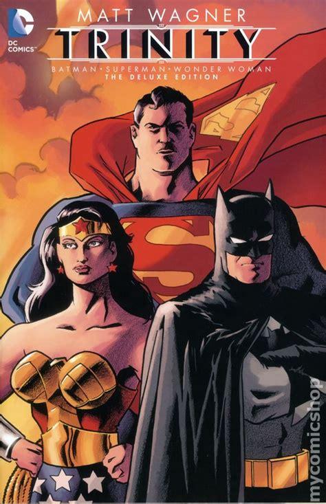 trinity hc vol 1 140127076x superman batman comic books issue 1