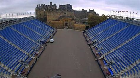 edinburgh tattoo cam live edinburgh castle hd streaming camera edinburgh castle