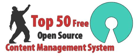 best content management system open source top 50 free open source content management system