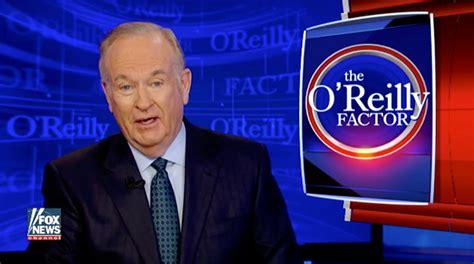and bill oreilly appear on the oreilly factor on the fox news bill o reilly ads bounce back on fox news as defectors