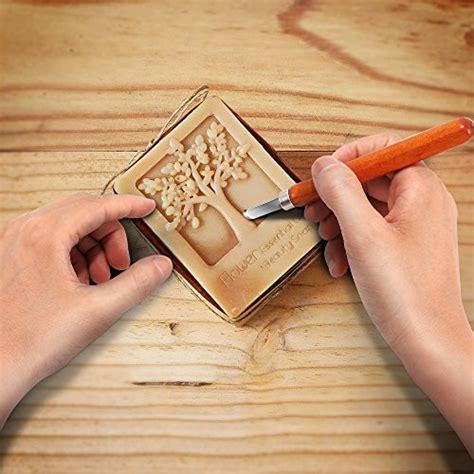 gimars  set sk carbon steel wax wood carving tools