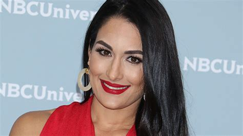 nikki bella kiss peter nikki bella goes on romantic date with peter kraus from