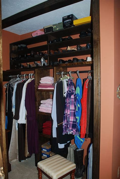 how to turn a bedroom into a closet hometalk turn a spare bedroom into a closet diy