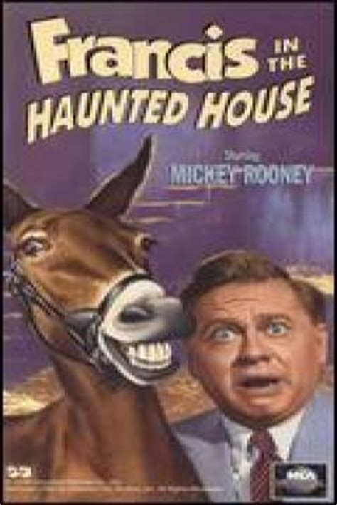 libro the haunted house pel 237 cula francis in the haunted house 1956 abandomoviez net