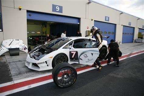 Lamborghini Racing Day Blancpain Becomes Sponsor Of Lamborghini Racing Series