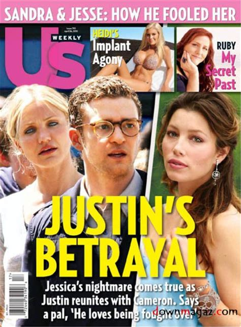 Us Weekly Goes Bald On This Weeks Cover by Us Weekly 26 April 2010 187 Pdf Magazines