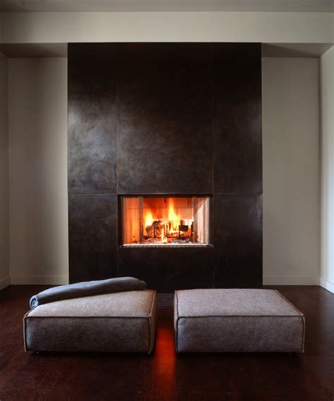 Modern Fireplace Design by 56 Clean And Modern Showcase Fireplace Designs
