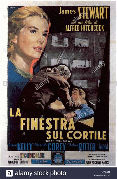 alfred hitchcock la finestra sul cortile rear window italian poster la finestra sul