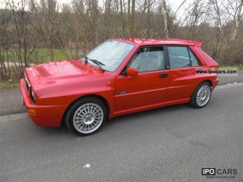 Lancia Delta Integrale Specs 1994 Lancia Delta Hf Integrale Evo Sedici Car Photo And